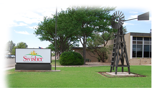 Swisher Memorial Hospital